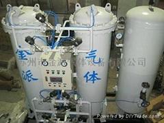 激光切割机专用制氮机