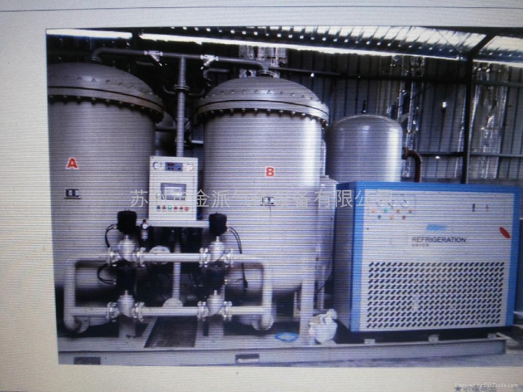 分子篩制氮機裝置 1