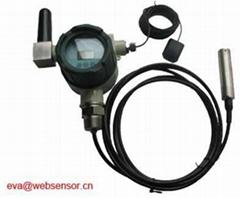 Lora Oil tanks monitoring system