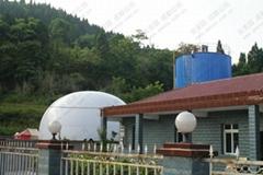 Amoco Biogas Storage System capacity from 10 to 10000CBM