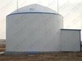 Amoco Biogas Storage System for Waste
