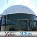 CE approved organic waste digester from