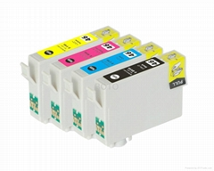 T1351 T1334 Compatible Ink Cartridge, Used for Epson Stylus T25/TX125