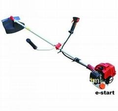 shoulder type  gasoline engine brush cutter