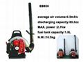 gasoline engine garden leaves blower  3