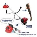 4 stroke gasoline engine line trimmers CG435 4