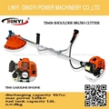 gasoline engine grass cutting equipment