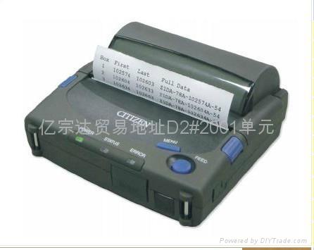 廈門西鐵城條碼打印機 3