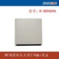 RFID圆极化天线 7dbi/ 9dbi增益天线数据采集器
