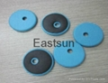 RFID 125 KHZ laundry PPS button tags