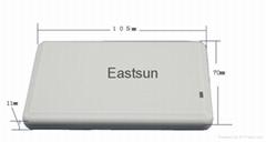 UHF超高頻USB桌面式發卡機 近距離檢測讀卡 R-SR9106U