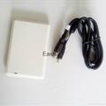 UHF超高频USB桌面式发卡机 近距离检测读卡 R-SR9106U