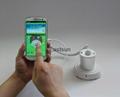 蘋果iphone 5S 展示支架 防盜報警器 手機報警器 4
