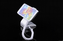 Customized color  L shape mobile phone security anti-theft alarm display holder
