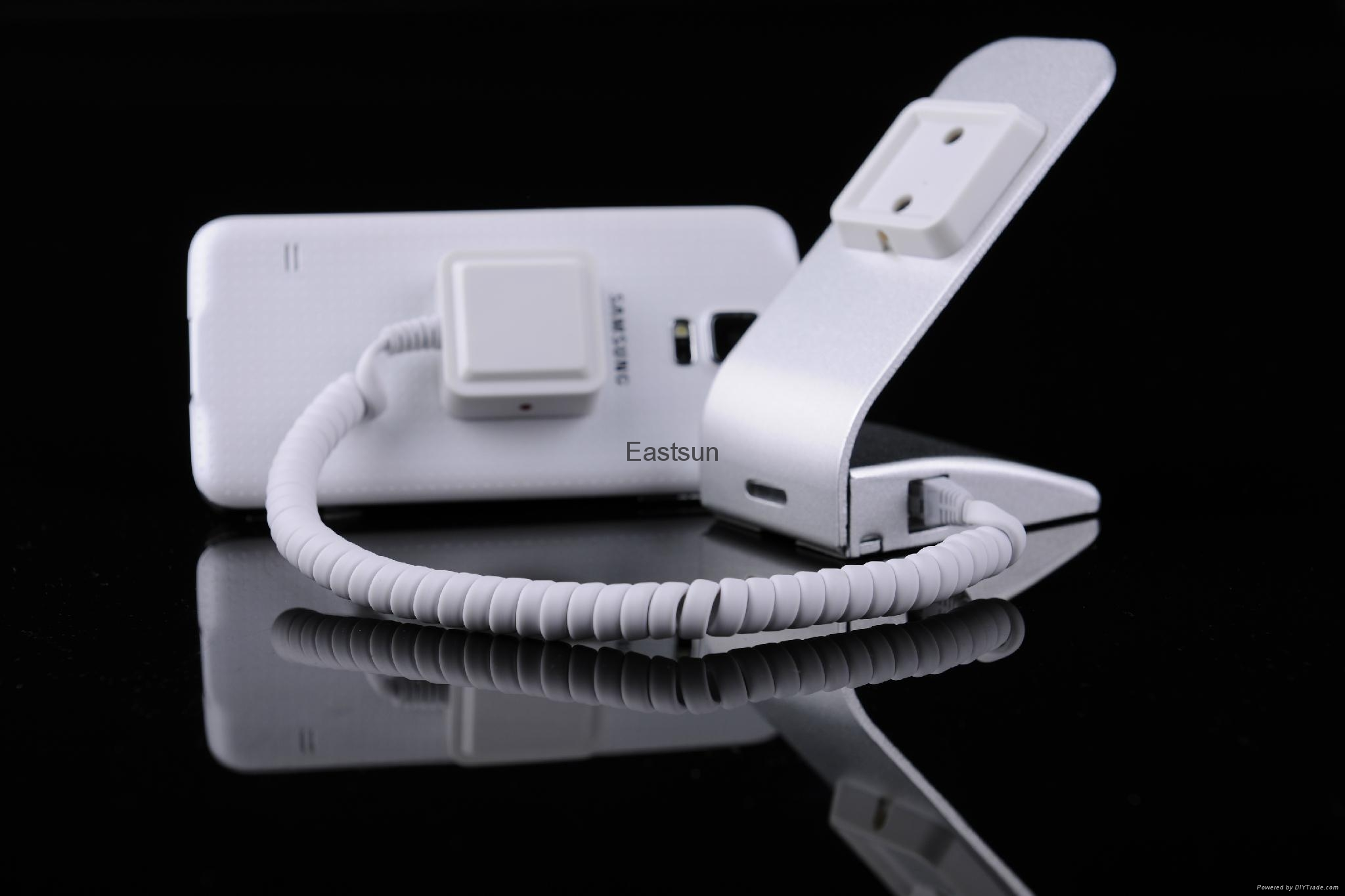 cell phone security alarm stand