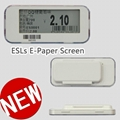 E-paper electronic shelf label price tag