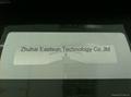 RFID UHF transfer fragile label for