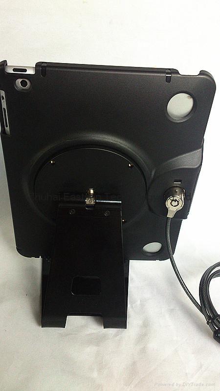 ipad security locking stand