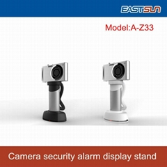 Security Anti-theft display alarm stand for digital/DSLR Cameras