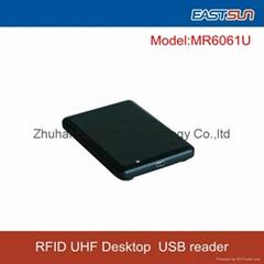 迷你 超高頻 桌面式 RFID 發卡器 讀寫器