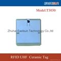 rfid ceramic tag UHF anti-metal tag on