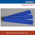 RFID UHF Waterproof silicone washable