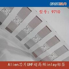 RFID超高频湿inlay标签