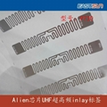 Alien H4 Smart Long Range RFID Tags