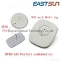 UHF needle with EAS security anti-theft
