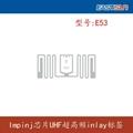 UHF超高频RFID电子标签impinj Inaly E53