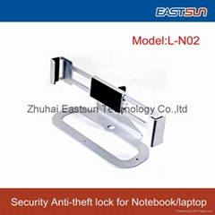 Metal Security anti-theft Lock for Notebook/laptop display
