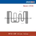 RFID Alien GT Garment Tag Inlay 9728