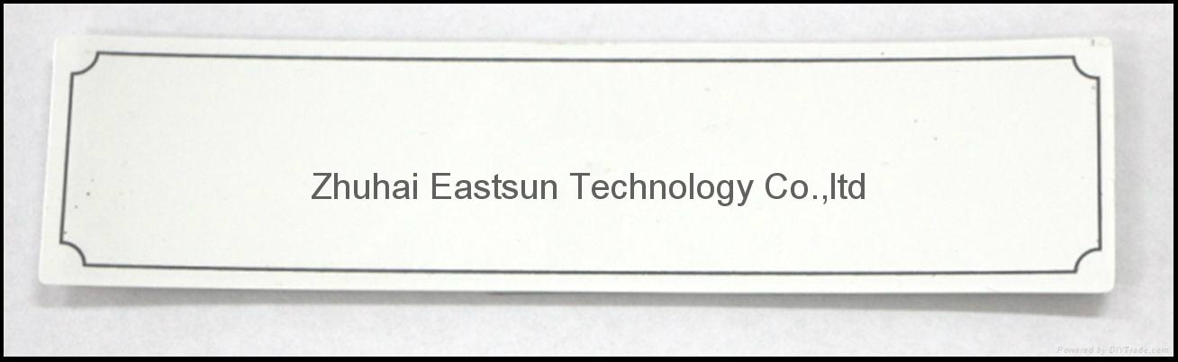 超高频抗金属标签 uhf rfid标签 纤薄PET材质 资产管理 3