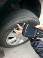 UHF超高频射频标签用于轮胎库存管理运输管理的RFID标签 橡胶材质