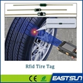 RFID Vulcanization unf rfid tire tag tire management
