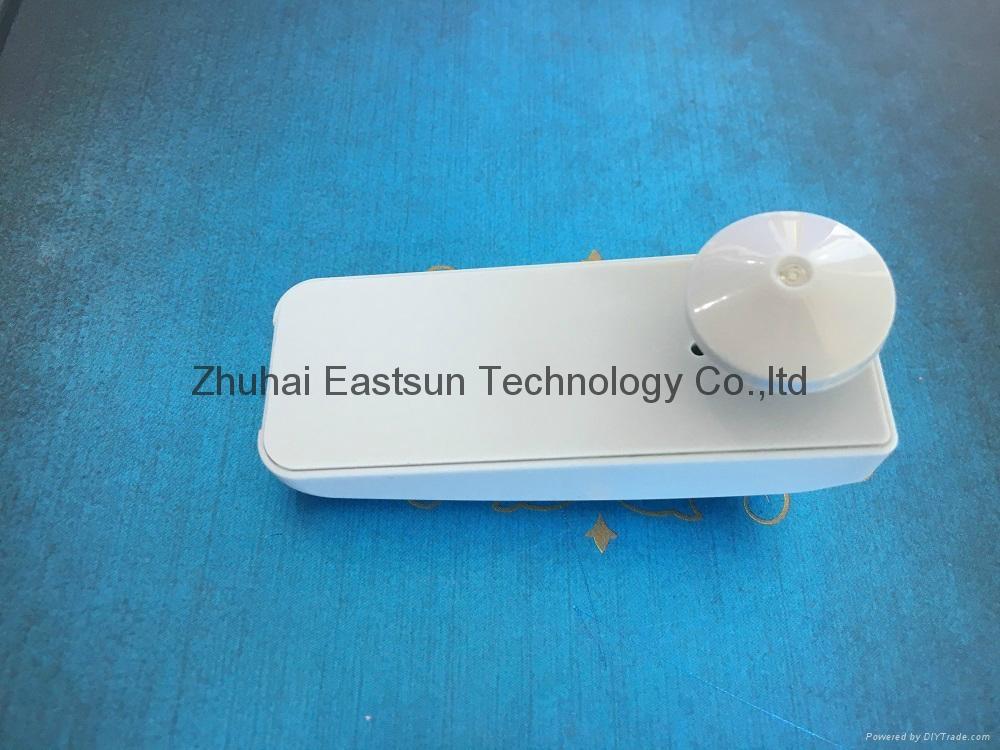 双频EAS+RFID服装硬标签