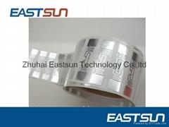 China custom printable RFID wet inlay manufacturer