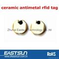 UHF RFID Asset Tracking mini Ceramic Tag
