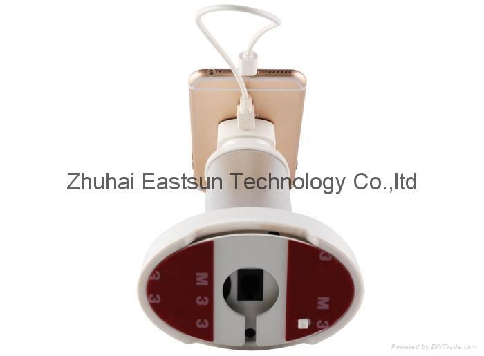 standalone security alarm stand