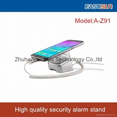For SAMSUNG Acrylic anti-theft security display mobile phone holder