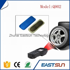 RFID UHF 860-960MHZ Silicone Tire tag for vehicle management
