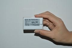 "Supermarket Price Tag 2.1"" e-paper screen ESL System Electronic Shelf Label"