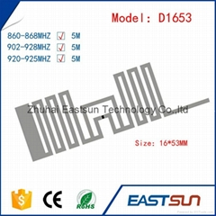 电子标签 UHF inlay