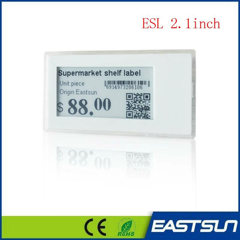 Supermarket Price Tag 2 1 Quot E Paper Screen Esl System