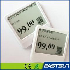 """快速刷新速度4.2""""E-ink电子货架标签"""