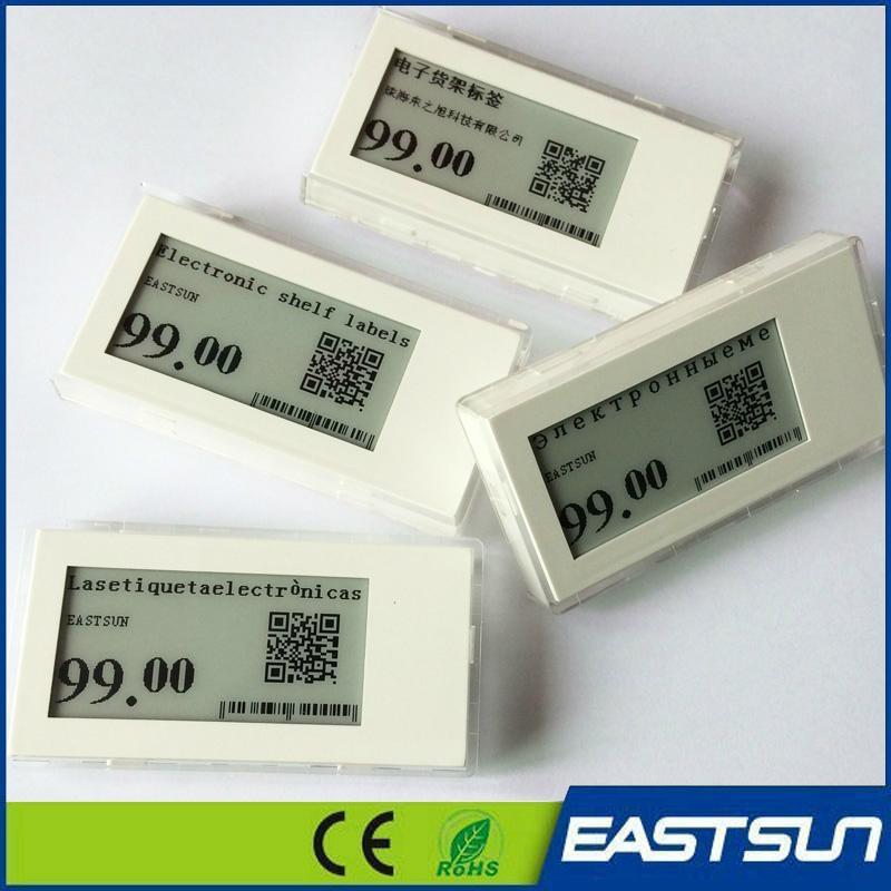电子油墨显示器的数字货架标签 10