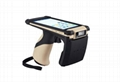 最新款 便携式手持机  无线手持pos终端手持uhf rfid读卡器