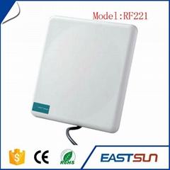 塑料白色rfid無線非接觸式讀卡器