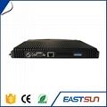230mm x 160mm x 28mm 4 ports UHF rfid reader rfid card 2