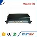 230mm x 160mm x 28mm 4 ports UHF rfid reader rfid card 5